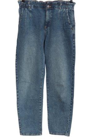 MNG Mom-Jeans blau Casual-Look