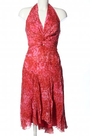 MNG Robe dos-nu rouge viscose
