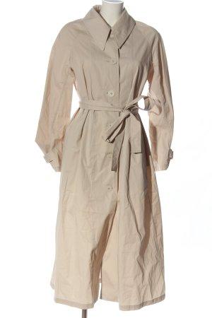 MNG Premium Manteau long blanc cassé style décontracté