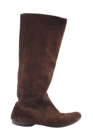 MNG Jackboots brown casual look
