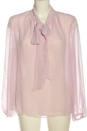 MNG Schlupf-Bluse pink Elegant