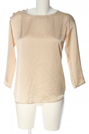 MNG Schlupf-Bluse creme Casual-Look