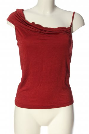 MNG Schlupf-Bluse rot Party-Look