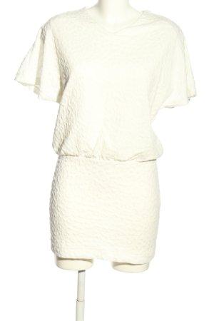 MNG T-shirt jurk wit elegant