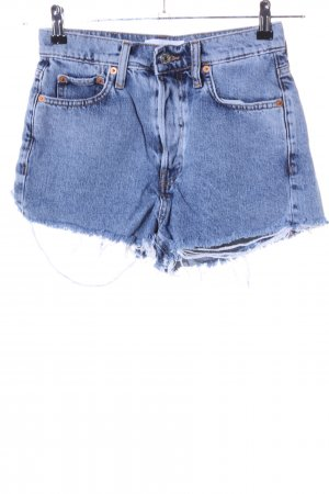 MNG Shorts blau Casual-Look