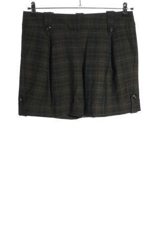 MNG Shorts Karomuster Casual-Look