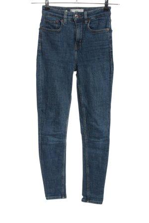 MNG Skinny Jeans blau Casual-Look