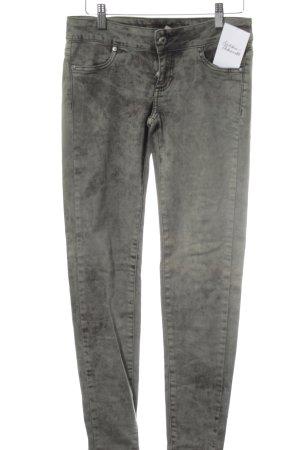 MNG Skinny Jeans grüngrau Casual-Look