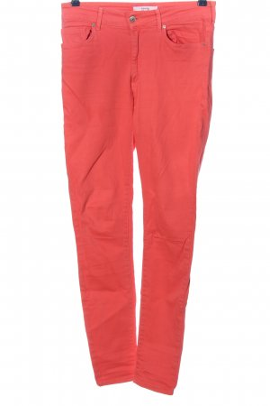MNG Skinny Jeans rot Casual-Look