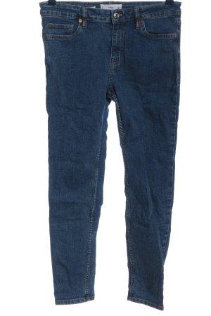 MNG Slim Jeans blau Casual-Look
