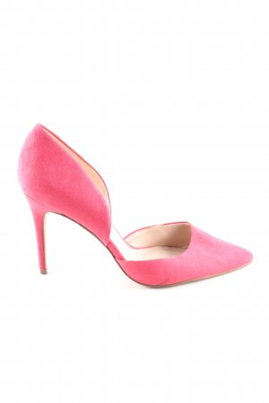 MNG Spitz-Pumps pink Casual-Look