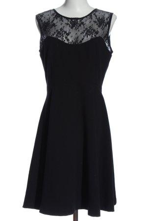 MNG Spitzenkleid schwarz Elegant