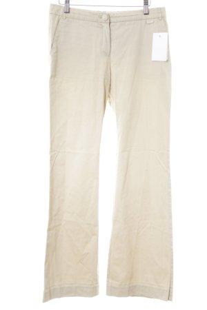 MNG Stoffhose beige Casual-Look