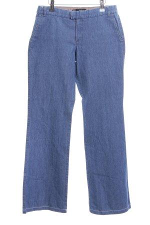 MNG Straight-Leg Jeans blau Casual-Look