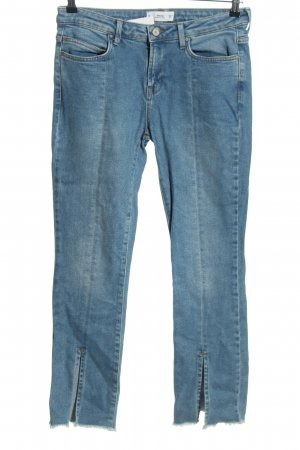 MNG Stretch Jeans blau Casual-Look