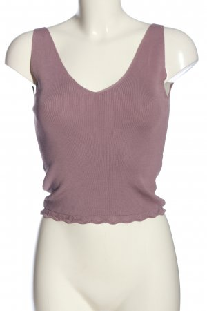 MNG Knitted Top pink casual look