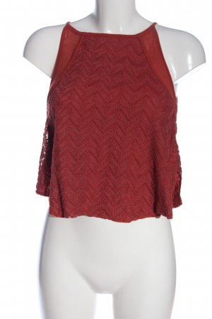 MNG SUIT A-Linien Top rot Casual-Look