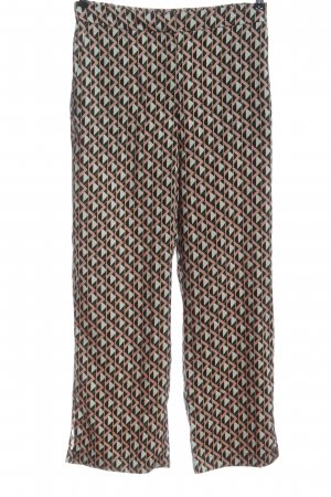 MNG SUIT Pantalone largo stampa integrale stile casual