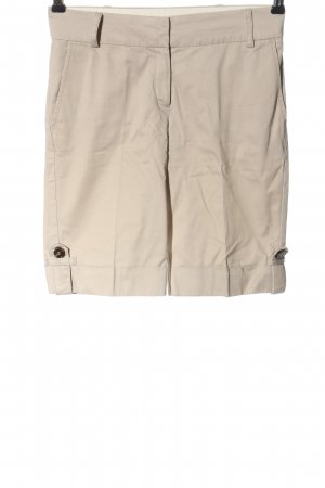 MNG SUIT Bermudas natural white casual look