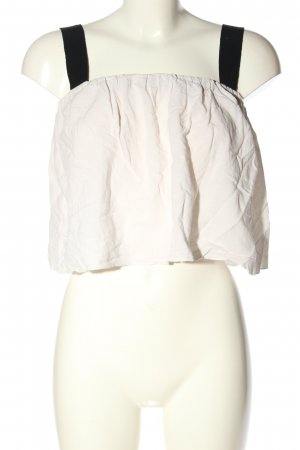 MNG SUIT Blusa bianco sporco-nero stile casual