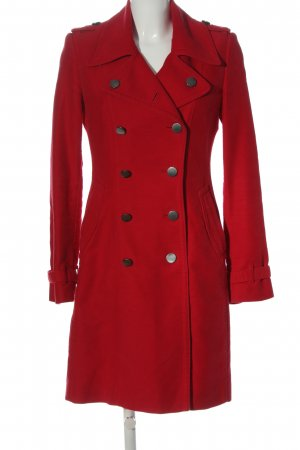 MNG SUIT Floor-Lenght Coat red casual look