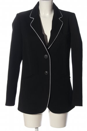 MNG SUIT Boyfriend-Blazer schwarz Business-Look