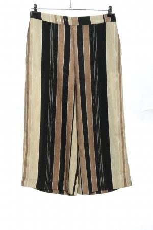 MNG SUIT Culottes striped pattern casual look