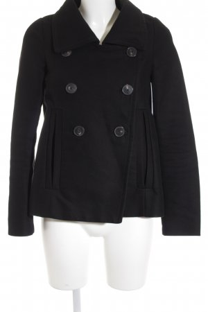 MNG SUIT Chaqueta doble negro look Street-Style
