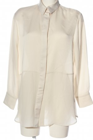 MNG SUIT Hemd-Bluse creme Business-Look