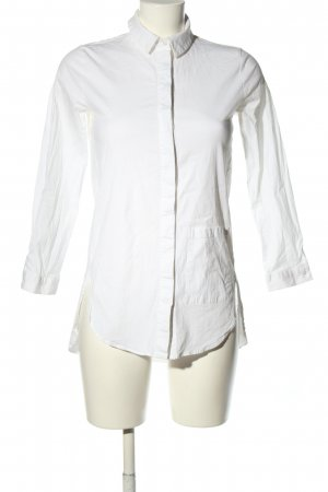 MNG SUIT Hemd-Bluse weiß Business-Look