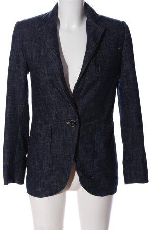 MNG SUIT Marynarka jeansowa niebieski Melanżowy W stylu casual