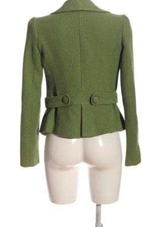 MNG SUIT Kurz-Blazer khaki Elegant