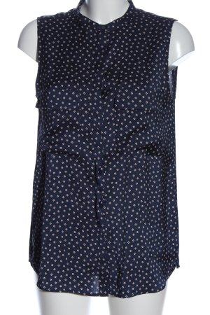 MNG SUIT Chemise à manches courtes motif abstrait style décontracté
