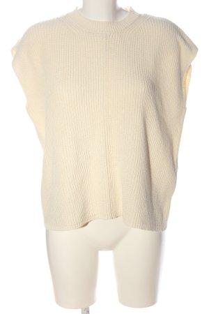 MNG SUIT Sweater met korte mouwen room casual uitstraling