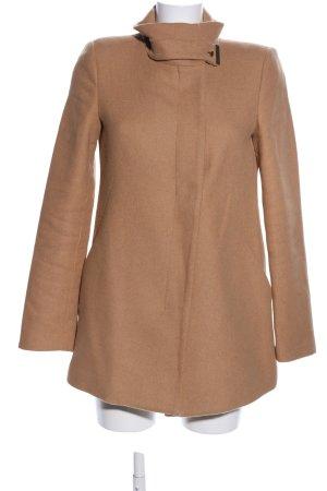 MNG SUIT Short Coat brown casual look