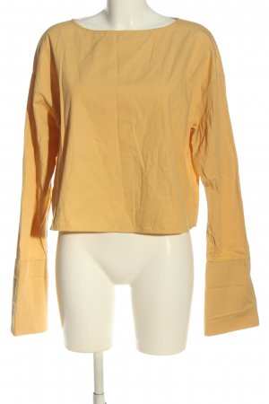 MNG SUIT Langarm-Bluse braun Casual-Look