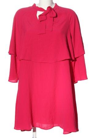 MNG SUIT Langarmkleid pink Elegant