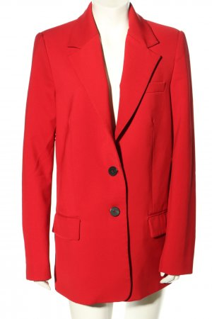 MNG SUIT Long-Blazer rot Business-Look