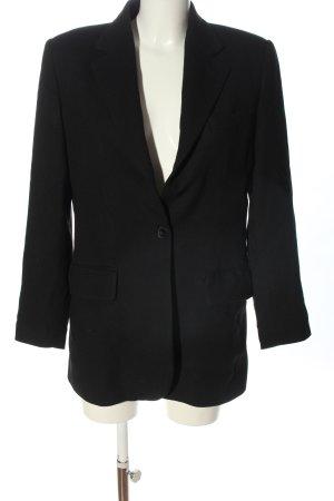 MNG SUIT Blazer largo negro estilo «business»