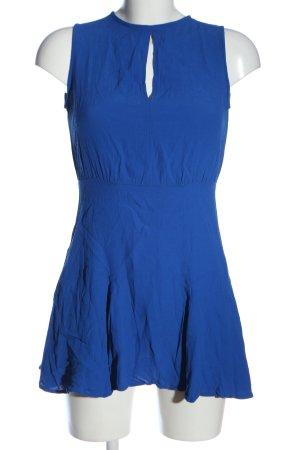 MNG SUIT Minikleid blau Casual-Look