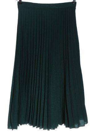 MNG SUIT Jupe plissée turquoise style décontracté