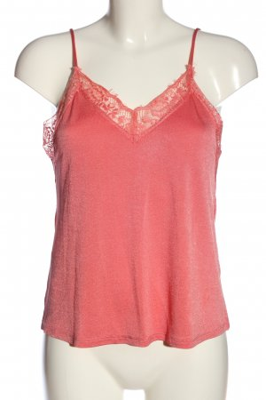 MNG SUIT Schlupf-Bluse pink Casual-Look