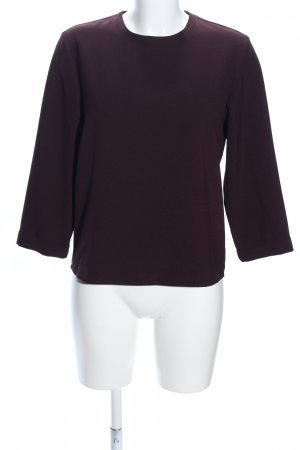 MNG SUIT Schlupf-Bluse braun Casual-Look