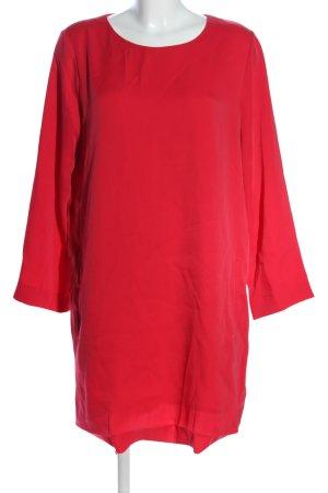 MNG SUIT Shirtkleid rot Elegant
