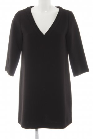 MNG SUIT Shirtkleid schwarz