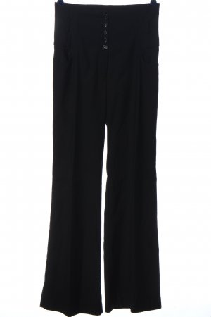 MNG SUIT Stoffhose schwarz Business-Look
