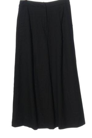 MNG SUIT Stoffhose schwarz klassischer Stil