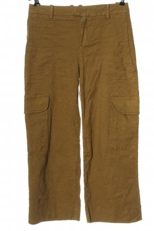 MNG SUIT Stoffhose braun Casual-Look