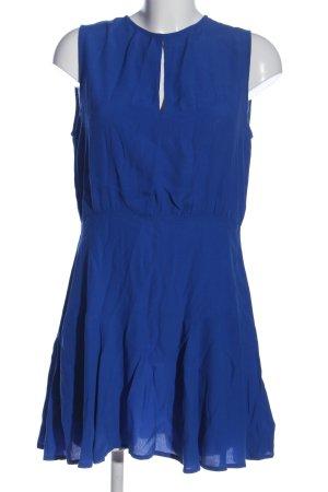 MNG SUIT Trägerkleid blau Casual-Look