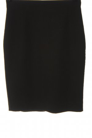MNG SUIT Tulip Skirt black business style